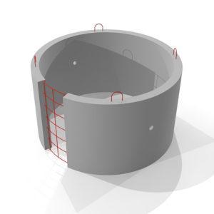 кольцо в разрезе